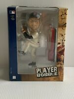 BOSTON RED SOX JOSH BECKETT #19 MLB BASEBALL ON FIELD BOBBLE HEAD 1185/2008
