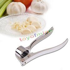 ACCIAIO INOX premere aglio con rimozione di inserimento per una facile pulizia