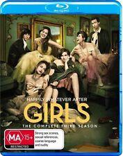 Girls Series Season 3 - New/Sealed Blu Ray Region B