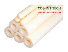 Alumina (99.3%) Tube Dia. 80mm Length 1000mm