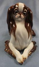 Japan Chin Pekinese figur hutschenreuther porzellanfigur hund porzellan 1960