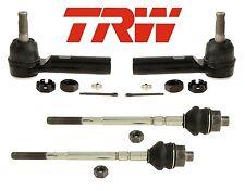 H2 Suburban For GMC Sierra 1500 2500 3500 Yukon TRW Tie Rod Ends Suspension Kit