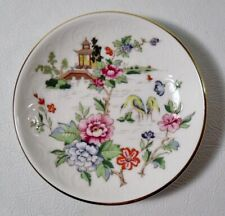 """Crown Staffordshire PAGODA 3-3/4"""" Butter Pat MINT"""