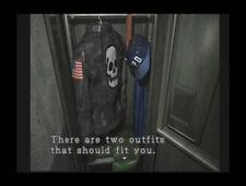 BIOHAZARD 2 Remake 4 Leon Skull Jacket Alternative Costume Resident Evil Promo
