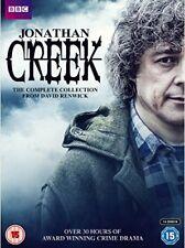 Jonathan Creek Complete Season 1, 2, 3, 4 & 5 + 3 Christmas Specials DVD Box Set