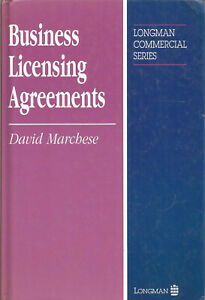 Business licensing agreements
