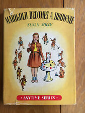 More details for brownie guide story marigold becomes a brownie by susan jolly 1950s hardback dj