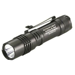 Streamlight 88061 Tactical Dual Fuel Protac 1L 1AA LED Flashlight Light w/ Clip