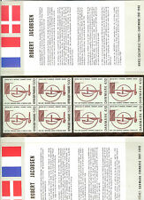 TIMBRES EMISSION COMMUNE SANS BLISTER FRANCE DANNEMARK COTE €22