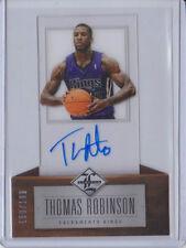 Panini Autographed Single NBA Basketball Trading Cards