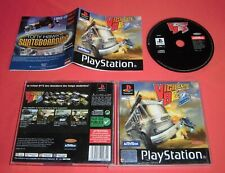 Playstation PS1 Vigilante 8 2nd Offense [PAL (Fr)]  No Twisted Metal PS One *JRF