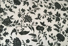 IKEA Ektorp Sofa Bed SLIPCOVER SofaBed COVER Hovby Floral Black White Botanical