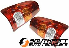 TOYOTA HILUX LH + RH TAIL LIGHTS LAMPS 2005-2011 MODELS *NEW PAIR*