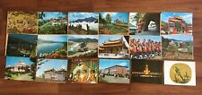 1965 The Republic Of China 18 Doublesided Large Image Cards