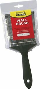 """Painting Wall Brush Paint Brush Good For Walls Wallpaper 4"""" 6"""" ProDec"""