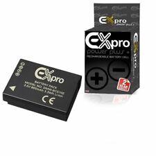 Ex-Pro Battery DMW-BCG10E for P@ DMC-TZ20 TZ22 TZ25 TZ27 TZ28 TZ30 TZ31