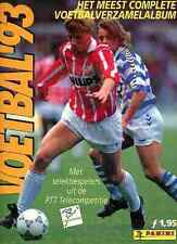 ALBUM PANINI FOOTBALL 93 VOETBALL foot Complet sticker card AJAX PSV EINDHOVEN
