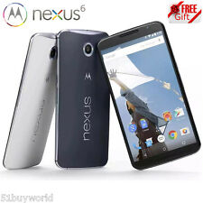 MOTOROLA Nexus 6 XT1103 4G LTE 3GB 32GB 13MP Android Mobile Smart Phone 5.96inch