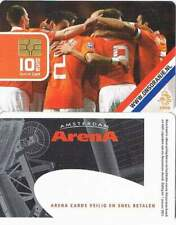 Arenakaart A111-01 10 euro: Nederlands Elftal