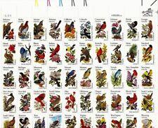 U.S.Scott #1553-2002, State Birds ,Tab On Top 50- 20c Mint Stamp