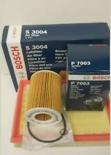 BMW E46 320i 323i 325i 328i 330i Bosch Oil Air Filter Service Kit 1998-2005