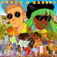 RITON & KAH-LO - FOREIGN ORORO   VINYL LP NEU