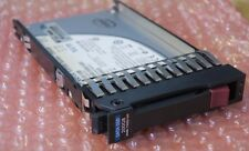"HP 200GB SSD 6Gb/s SATA 2.5i"" Solid State Drive 730152-001 730061-B21 With Caddy"