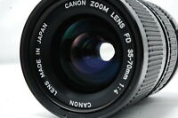Canon ZOOM Lens NEW-FD 35-70mm F4 SN143628
