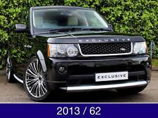 2012 62 Land Rover Range Rover Sport 3.0 SD V6 Autobiography Sport