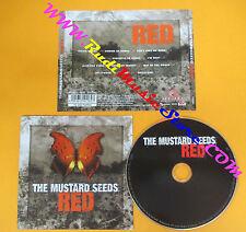 CD THE MUSTARD SEEDS Red 2000 Germany EAR CANDY ECRCD 002  no lp mc dvd (CS7)