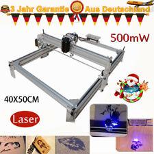 PRO Laser Cutter Graviermaschine Cutting Engraving 40X50CM 500mW +Schutzbrillen