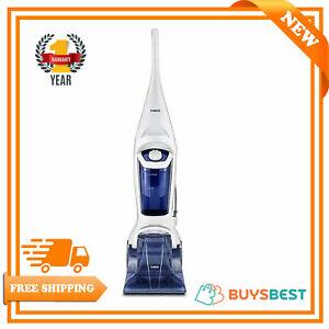 Tower TCW10 Carpet Washer With 250ml Carpet Shampoo Washington Blue - T146000