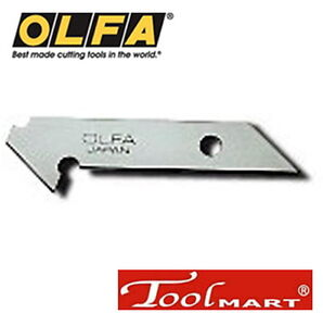 OLFA PB-450  5 blades standard-duty plastic/laminate cutter Blade PC-S Genuine