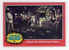 1977 Star Wars Series 2 red Single Card #83 NM straight from a wax Pack