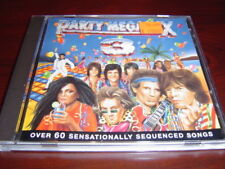 PARTY MEGAMIX VOL 3 CD brand new 1995 non stop