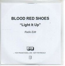 (AP280) Blood Red Shoes, Light It Up - DJ CD