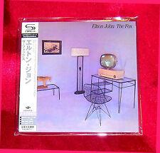 Elton John Fox SHM MINI LP CD JAPAN UICY-94411