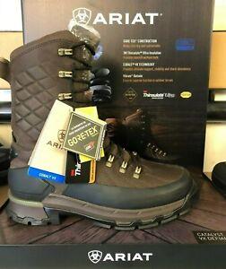 Ariat Men's Catalyst VX Defiant GORE-TEX 400g Boots Vibram Hunting Stalking Boot