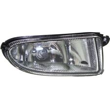 For PT Cruiser 01-05, Passenger Side Fog Light, Clear Lens, Plastic Lens