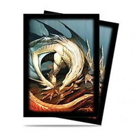 50ct Dragon-Art Deck Protector Sleeves Pokemon/MTG/Sports 66 x 91mm | Ultra Pro