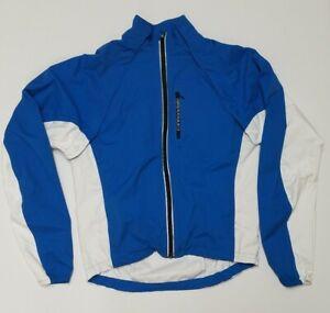 Cannondale Morphis Cycling Jacket Vest Windbreaker Blue - Women's Size M