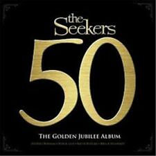 SEEKERS 50 THE GOLDEN JUBILEE ALBUM 2 CD NEW