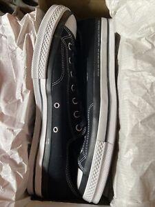 Size 13 - Converse Chuck 70 Low x Fragment Design x Moncler Black 2020