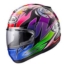 ARAI SIGNET-Q SAKATA BOMB REPLICA Motorcycle Helmet • XL / Extra Large