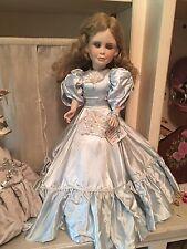 """Vickie Walker Elite Collection Porcelain Doll """"Crystal"""""""