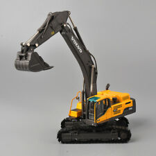 Diecast 1/50 Scale VOLVO EC4800 Yellow Crawler Excavator Model Collection Toy