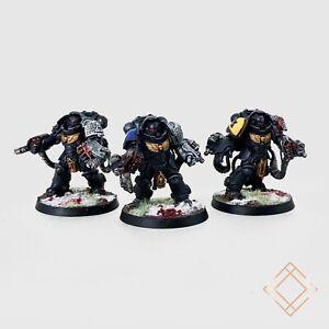 Warhammer 40k Deathwatch - Painted Primaris Aggressors - BoxedUp