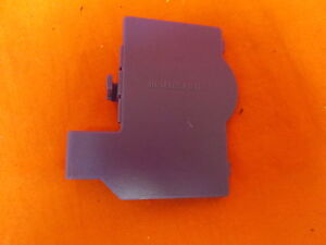 Nintendo OEM Serial Hi Speed Port Cover Indigo For Nintendo GameCube 3689