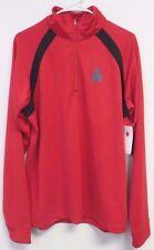 New Men's K Swiss Ironman Accomplish 1/2 Zip Jacket - Size L - Red