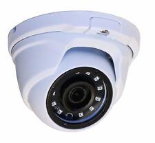 MXT 5MP 4-in-1 AHD/HD-TVI/HD-CVI/CVBS Outdoor IR 2.8mm Fixed Lens Dome Camera